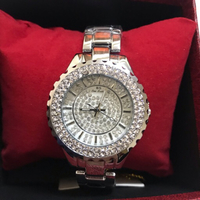 Silver bee sister wristwatch ⌚️ for her