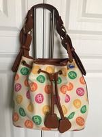 Used AUTHENTIC DOONEY & BOURKE BAG in Dubai, UAE