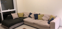 Used 8 seater sofa for sale in Dubai, UAE