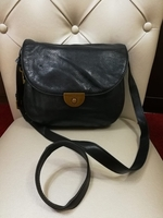 AUTHENTIC FOSSIL REAL LEATHER SLINGBAG..