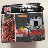 Used Portable windproof folding stove (new) in Dubai, UAE