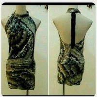 Used Brand new backless short dress for lady in Dubai, UAE