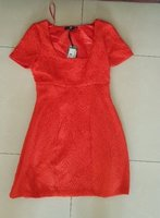 Used ELISABETTA FRANCHI JACQUARD DRESS in Dubai, UAE