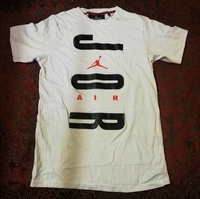 Used Jordan new shirt. / in Dubai, UAE