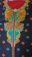 Traditional UnStitched 3 piece dress