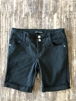 Used Shorts for a girl 10 years old black  in Dubai, UAE