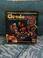 Used Cluedo Party Board Game in Dubai, UAE