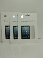 5 pcs ipad mini screen guard