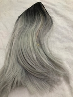 Used hair wigs black and white  in Dubai, UAE