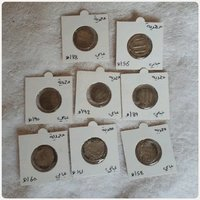 Used Silver Coins Antique Islamic money abasi in Dubai, UAE