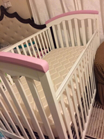 Used baby crib with mattress  in Dubai, UAE