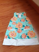Used Floral dress for girl age 7 in Dubai, UAE