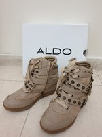 Used Aldo Shoes with box in Dubai, UAE