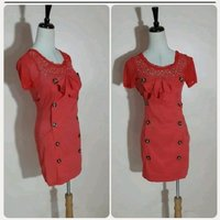 Used Brand new red Short Dress amazing.. in Dubai, UAE