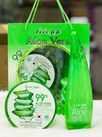 Used ALOE VERA SOOTHING GEL & SCRUB in Dubai, UAE