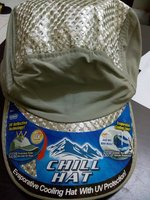 Used Hydro cooling bucket hat 2 pcs in Dubai, UAE