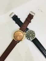 Used 2 pieces fashion watches in Dubai, UAE