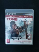 Used Tomb raider for PS3 in Dubai, UAE
