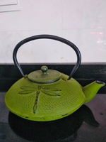 Used Dragonfly cast iron tea pot  in Dubai, UAE