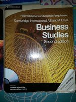 Used ALEVELS Bussiness studies CAMBRIDGE  in Dubai, UAE