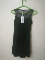 Used Black women Dress size 38. Prime Days in Dubai, UAE
