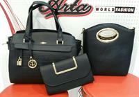 3-Pieces HANDBAG    SET 
