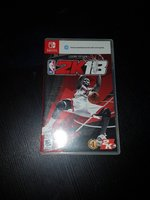 Used nba 2k18 for switch in Dubai, UAE