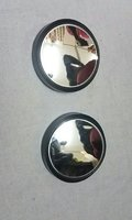 Used Blind spot removal mirror black 2peices in Dubai, UAE