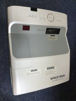 Used Specktron LCD projector with HDMI input in Dubai, UAE