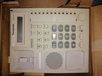Used Panasonic land-line office telephone in Dubai, UAE