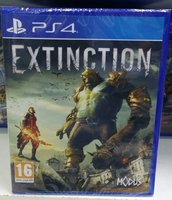 Ps4 game- EXTINCTION