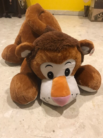 Used Big Lion Stuffed Toy in Dubai, UAE
