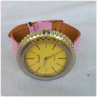 Fabulous watch fashion pink / yellow...