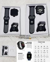Used Smart watch W5 model new .. in Dubai, UAE