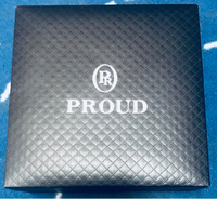 Used Prouds men's watch gift set  in Dubai, UAE