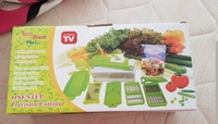 New Nicer Dicer as seen on tv