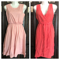 Used Bundle offer 2 new dresses size M in Dubai, UAE