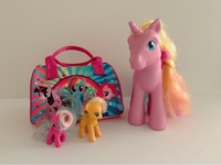 Used My Little Pony Play Set in Dubai, UAE