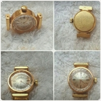 Used Pure Old OMEGA watch pure Gold 18K in Dubai, UAE