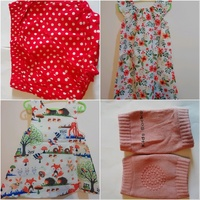 Used Clothes set for baby girls in Dubai, UAE
