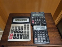 Used Calculator 3 pcs in Dubai, UAE
