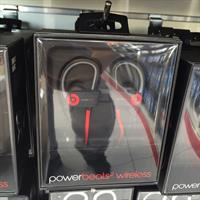 Used Beats Powerbeats 2 Wireless Black in Dubai, UAE