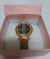 Used Women Gucci Watch new pink in Dubai, UAE