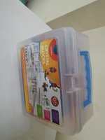 Used Kids brandnew crystal blocks 66 pcs in Dubai, UAE