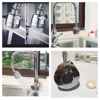 Used Faucet Extender 2 pcs in Dubai, UAE
