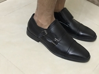 Used Boutique Men shoes size 44 in Dubai, UAE