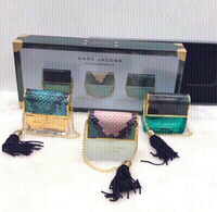 Used Marc Jacobs miniature 3 pcs set EDP in Dubai, UAE