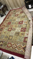 Used Original kashan silk carpet  in Dubai, UAE