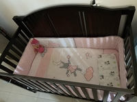 Used Cradle and changing table  in Dubai, UAE