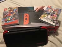 Used Nintendo Switch bundle in Dubai, UAE